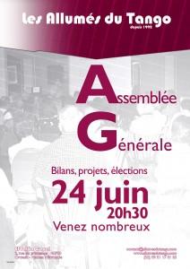 affiche Assemblée générale  juin 2015 réduite