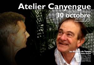flyer atelier canyengue Bruno et Béatrice oct 15 copie