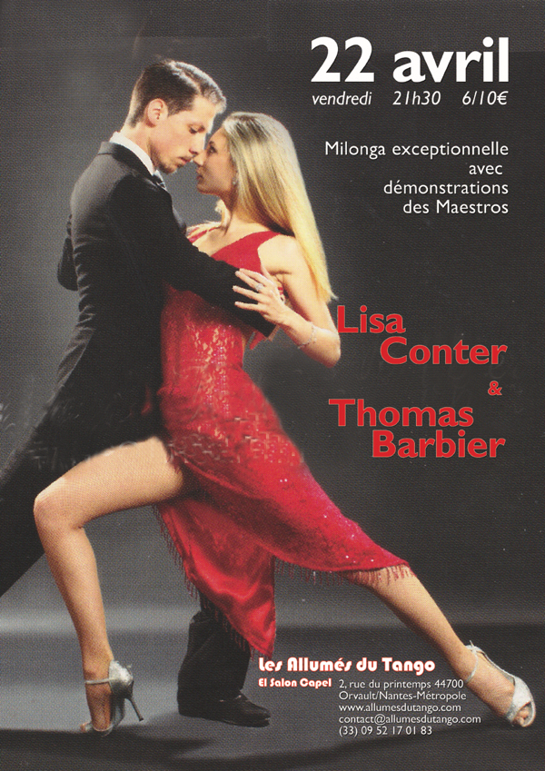 Lisa Conter et Thomas Barbier 22 avril 16 C 72 dpi