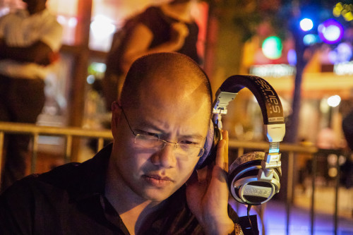 Photo DJ NGUYEN Philippe
