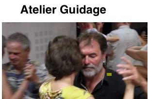 Atelier guidage pour danseuses guideuses dÉbutantes – VEndredi 21 FÉVRIER- Auberge espagnole.