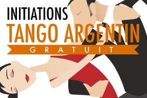Venez vous initier AU TANGO ARGENTIN gratuitement ! (2021)